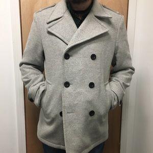 Men's Theory pea coat